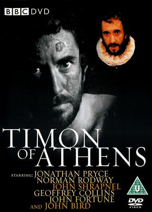 Rent BBC Shakespeare Collection: Timon of Athens Online DVD Rental