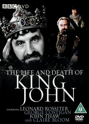 Rent BBC Shakespeare Collection: The Life and Death of King John Online DVD Rental