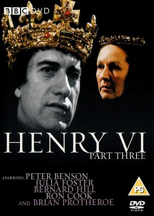 Rent BBC Shakespeare Collection: Henry VI: Part 3 Online DVD Rental