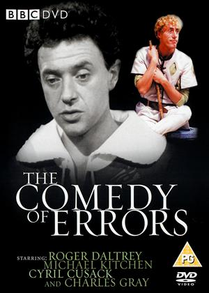 Rent BBC Shakespeare Collection: The Comedy of Errors Online DVD Rental