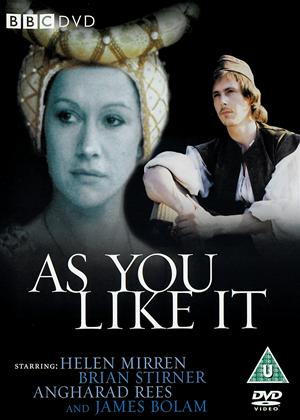 Rent BBC Shakespeare Collection: As You Like It Online DVD & Blu-ray Rental
