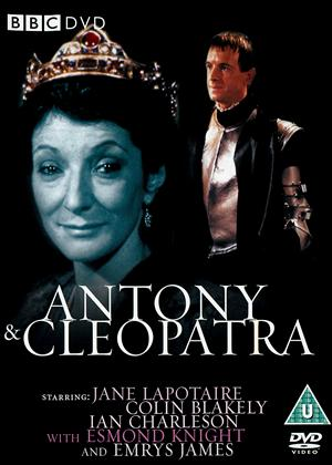 Rent BBC Shakespeare Collection: Antony and Cleopatra Online DVD Rental