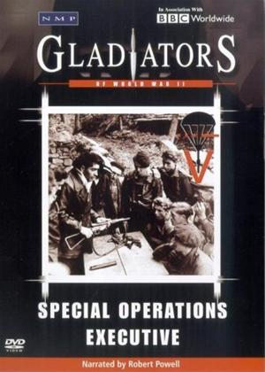 Rent Gladiators of World War 2: Special Operations Executive Online DVD Rental