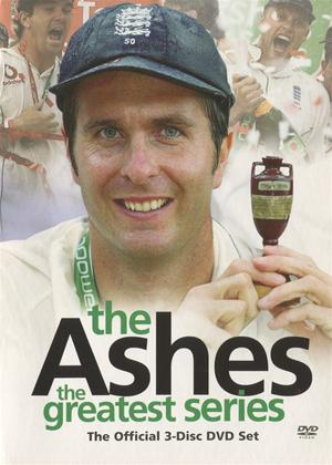 Rent The Ashes 2005: England vs Australia: The Greatest Series Online DVD Rental