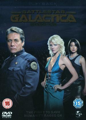 Rent Battlestar Galactica: Series 2 Online DVD & Blu-ray Rental