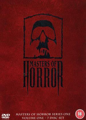 Rent Masters of Horror: Series 1: Vol.1 Online DVD Rental