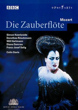 Rent The Magic Flute: The Royal Opera House (Davis) (aka Die Zauberflöte: The Royal Opera House (Davis)) Online DVD & Blu-ray Rental