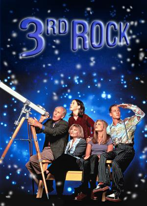 Rent Third Rock from the Sun (aka 3rd Rock from the Sun) Online DVD & Blu-ray Rental
