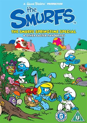 Rent The Smurfs: Easter Online DVD Rental