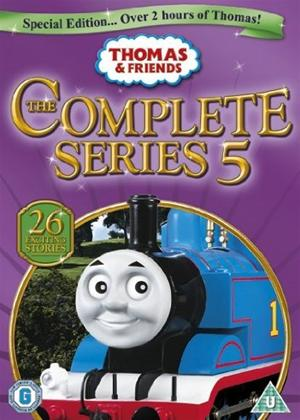 Rent Thomas the Tank Engine and Friends: Series 5 Online DVD Rental