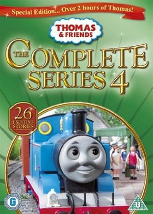 Rent Thomas the Tank Engine and Friends: Series 4 Online DVD Rental