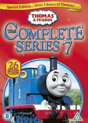 Rent Thomas the Tank Engine and Friends: Series 7 Online DVD Rental