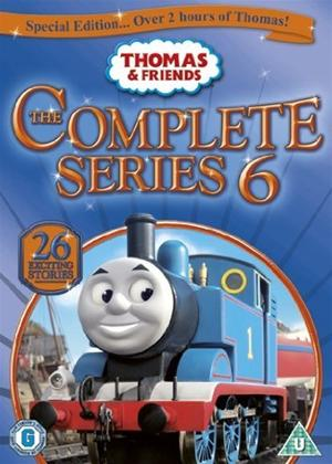 Rent Thomas the Tank Engine and Friends: Series 6 Online DVD Rental