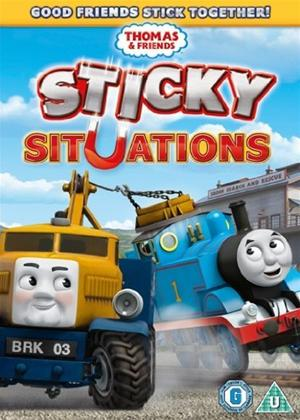 Rent Thomas the Tank Engine and Friends: Sticky Situations Online DVD Rental