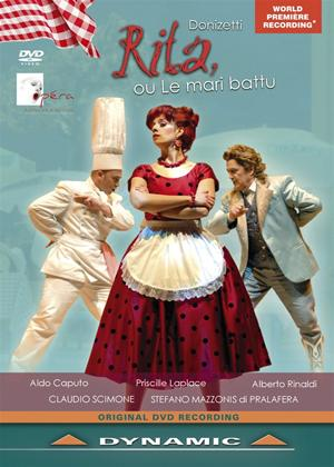 Rent Rita, Ou Le Mari Battu: Opera Royal de Wallonie (Scimone) Online DVD Rental