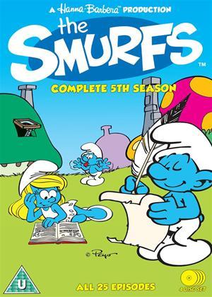 Rent The Smurfs: Series 5 Online DVD Rental