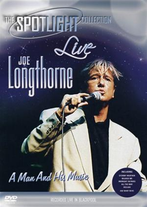 Rent Joe Longthorne: A Man and His Music Online DVD Rental