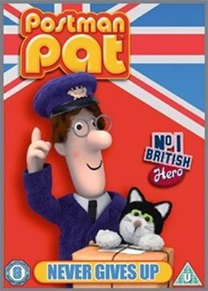 Rent Postman Pat: Never Gives Up Online DVD Rental