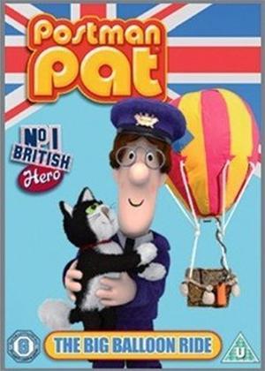 Rent Postman Pat: The Big Balloon Ride Online DVD Rental