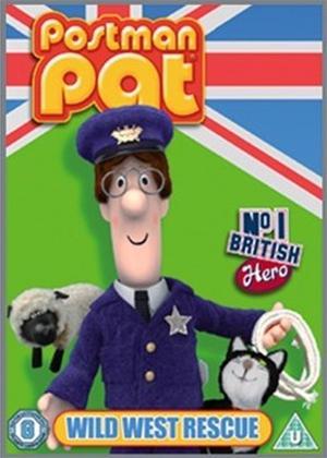 Rent Postman Pat: Wild West Rescue Online DVD Rental