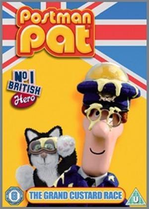 Rent Postman Pat:The Grand Custard Race Online DVD Rental