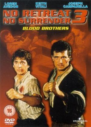 Rent No Retreat No Surrender 3 Online DVD Rental