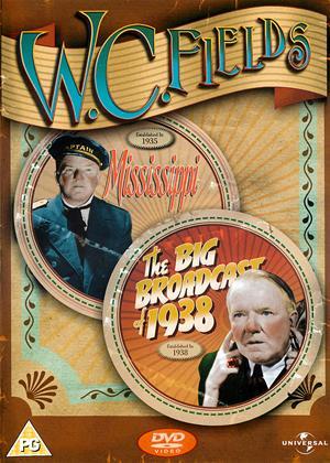Rent W.C. Fields: Mississippi / The Big Broadcast of 1938 Online DVD & Blu-ray Rental