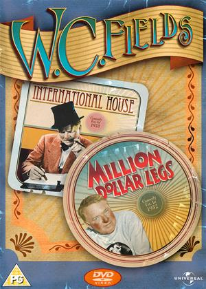 Rent W.C. Fields: International House / Million Dollar Legs Online DVD & Blu-ray Rental