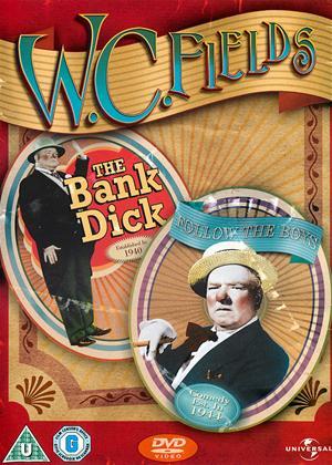 Rent W.C. Fields: The Bank Dick / Follow the Boys Online DVD Rental