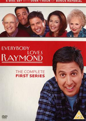 Rent Everybody Loves Raymond: Series 1 Online DVD Rental