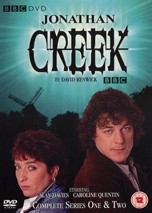Rent Jonathan Creek: Series 1 and 2 Online DVD Rental