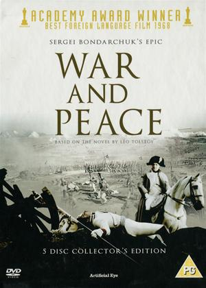 Rent War and Peace (aka Voyna i mir) Online DVD & Blu-ray Rental