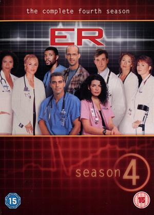 Rent ER: Series 4 Online DVD Rental