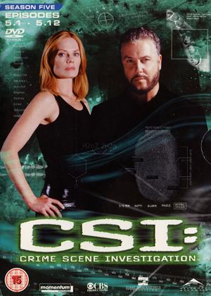 Rent CSI: Series 5: Part 1 Online DVD Rental