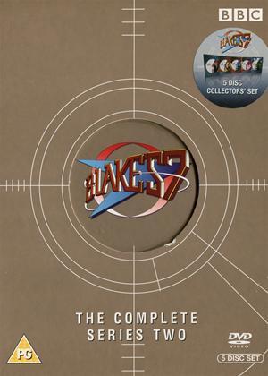 Rent Blake's 7: Series 2 Online DVD Rental