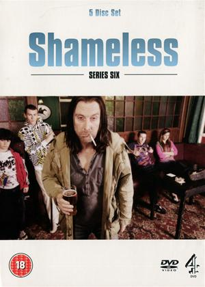 Rent Shameless: Series 6 Online DVD Rental
