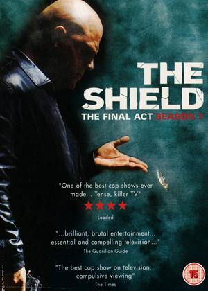 Rent The Shield: Series 7 Online DVD Rental