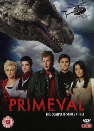Rent Primeval: Series 3 Online DVD Rental