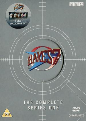 Rent Blake's 7: Series 1 Online DVD Rental