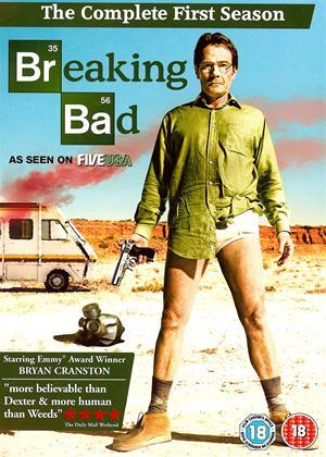 Rent Breaking Bad: Series 1 Online DVD Rental