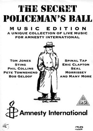 Rent The Secret Policeman's Ball: The Music Years Online DVD Rental