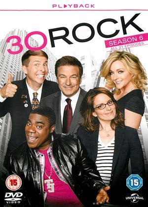 Rent 30 Rock: Series 6 Online DVD Rental