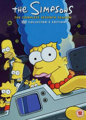 Rent The Simpsons: Series 7 Online DVD Rental