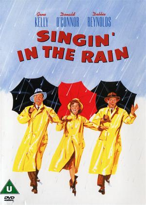 Rent Singin' in the Rain Online DVD Rental