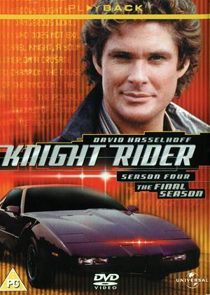 Rent Knight Rider: Series 4 Online DVD Rental