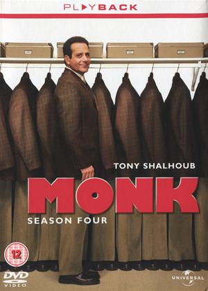 Rent Monk: Series 4 Online DVD Rental
