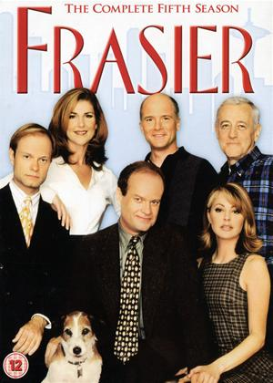 Rent Frasier: Series 5 Online DVD Rental