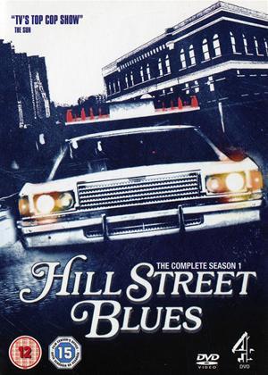 Rent Hill Street Blues: Series 1 Online DVD & Blu-ray Rental