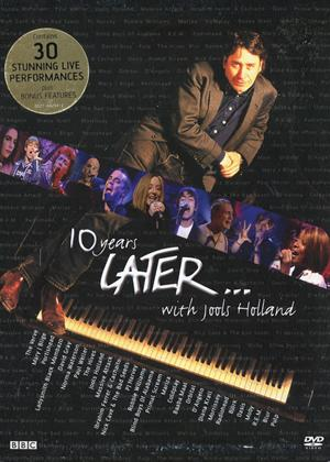 Rent Jools Holland: 10 Years Later Online DVD Rental