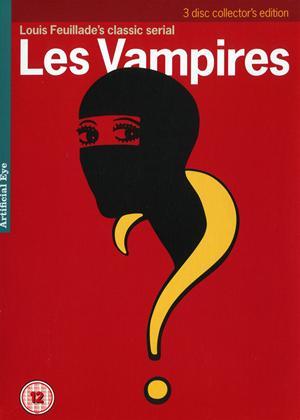 Rent Les Vampires Online DVD Rental